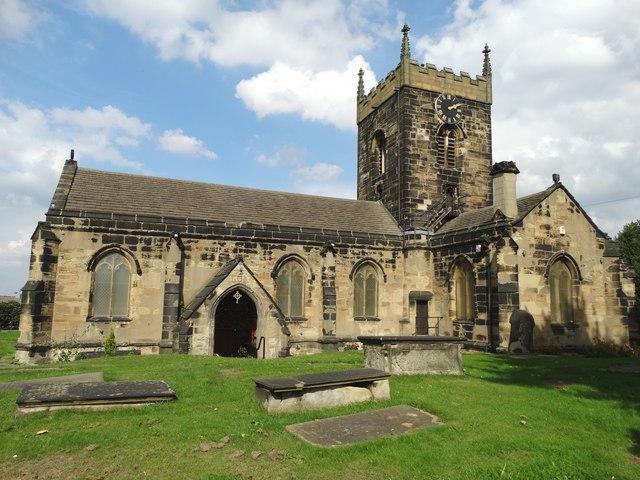 Crofton Church